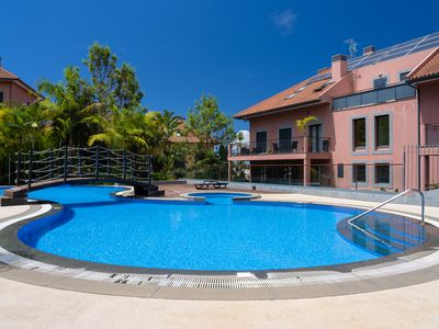 Photo for Santa Luzia Funchal View 2 Bedrooms & Pool