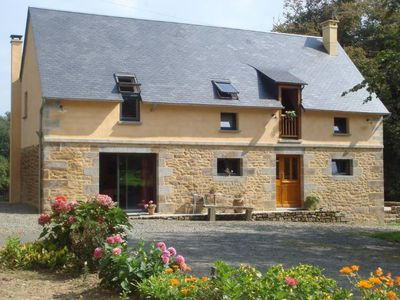 Photo for 4BR Cottage Vacation Rental in Le Parc, Normandie