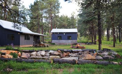 Photo for Beautiful, Modern, Fully Remodeled Cabin - 3 Bedroom Nestled In Forest Lakes, AZ
