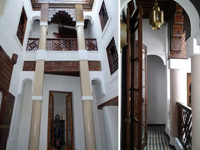 Dar Eva : secret Riad ...