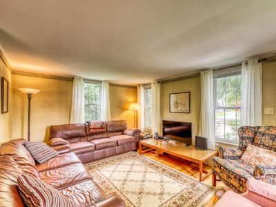 Photo for NEW LISTING! Comfortable home - walk to shops and restaurants, close to slopes