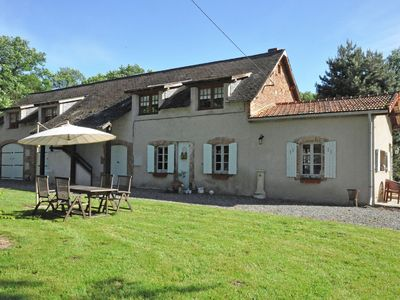 Photo for Charming gite with garden and swimming pool, near Vichy and ideal for couples!