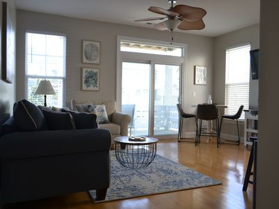 Photo for Relax and unwind in this 3 bedroom, 3 bath townhome close to the beach