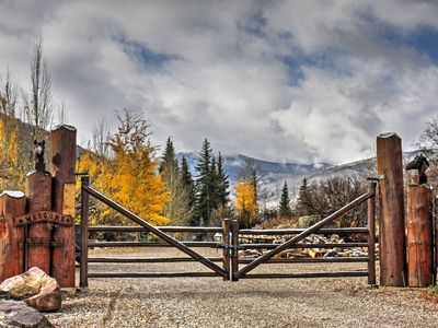 Photo for Charming Snowmass Studio - Right on Creek!