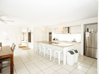 Photo for Mistral Beach House - Sleeps two families easily, perfect beach holiday
