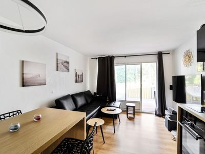 Photo for 1BR Apartment Vacation Rental in SOUSTONS