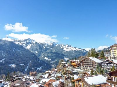 Photo for Apartment Biwak  in Wengen, Bernese Oberland - 7 persons, 3 bedrooms