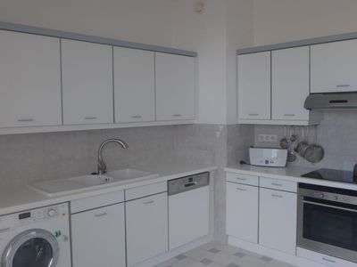 Photo for Apartment in the center of Èze with Lift, Parking, Internet, Washing machine (632627)