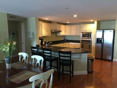 Photo for Discount! Crashing surf, steps to the sand, Pier BEST CONDO IN OLD ORCHARD BEACH