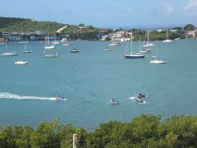 Photo for Fully Equipped Villa For 4 Guests With Spectacular Bay View At Culebra Island