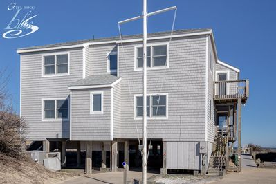 Front Exterior of High Dune
