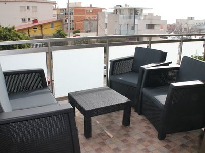 Photo for Castelldefels Beach Apartment