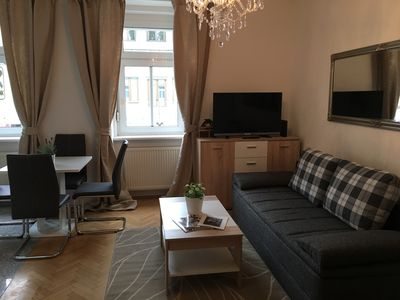Photo for Deluxe Appartement 44/3, 40qm, 1 Schlafzimmer, max. 4 Personen