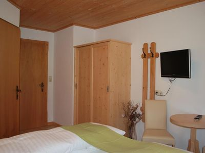 Photo for Standard room 3, shower / WC, 1 to 2 nights FR - Berggasthof Bärnstatt