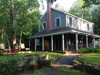 Photo for Quiet Southwest Harbor home on MDI with easy access to Acadia National Park.