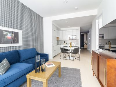 Photo for Sonder | Wall Street | Dreamy 2BR + Sofa Bed