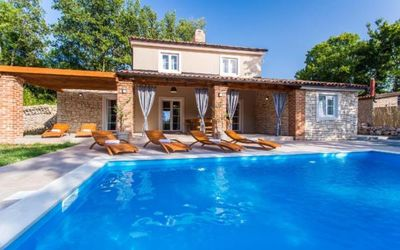 Photo for Holiday house Dobrinj for 6 - 8 persons with 3 bedrooms - Holiday house