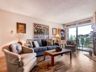 Photo for Peaceful Home Nestled into the Ski Area-Easy Access to Mountain - Grill on Deck