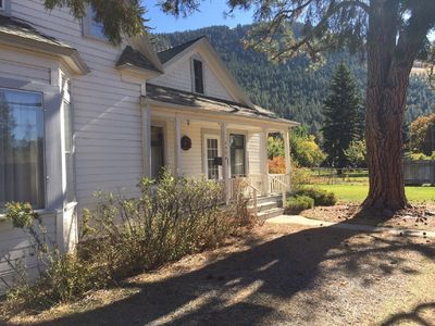 Photo for Historic Missoula Home in the Rattlesnake