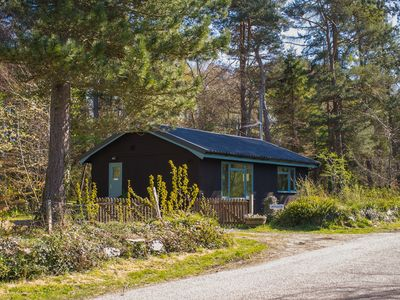 Photo for Affleck Chalet, Beauly Inverness; Reelig walks; waterside; dog friendly; Wi-Fi