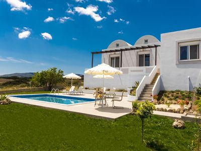 Photo for 4BR Villa Vacation Rental in Γεννάδι, Αιγαίο