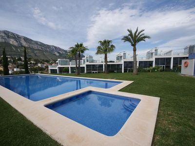 Photo for Luxury townhouse 3 bedrooms with sea views