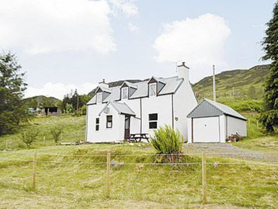 Photo for 3 bedroom property in Kyle of Lochalsh. Pet friendly.