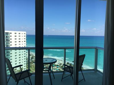 Photo for An Ocean View Penthouse Apartment on Hollywood Beach