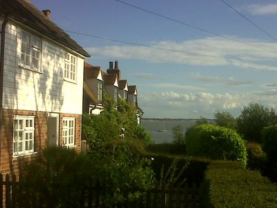 Photo for Mersea Island Cottage - Nr.  beach, water and seafood shacks. Easter available