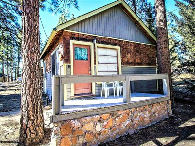 Photo for Country house 542 m from the center of Big Bear Lake with Parking, Internet (983561)
