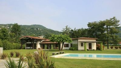 Photo for Lake Maggiore villa rental, villa to hire in Lake Maggiore, Italian Lakes Villa