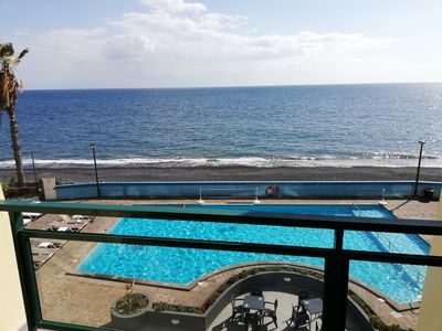 Photo for By the Beach & Pool Apartment