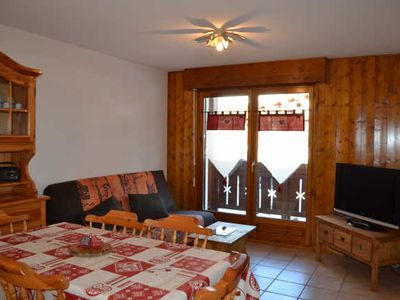 Photo for JARDIN DES NEIGES - Apartment - Capacity 5 persons