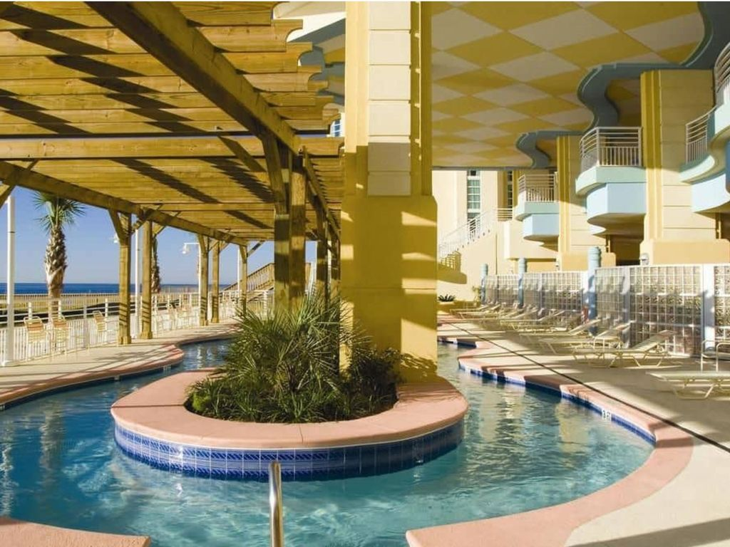 2018 July 4th Week Ocean Boulevard Resort 3 Bedroom Ocean View Upper Floor North Myrtle Beach
