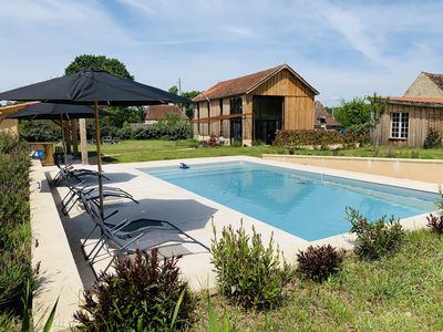 Photo for Sechoir Dordogne - Trémolat with swimming pool