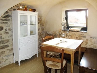 Photo for Apartment Agriturismo San Giuseppe (VLO207) in Dolcedo - 5 persons, 1 bedrooms