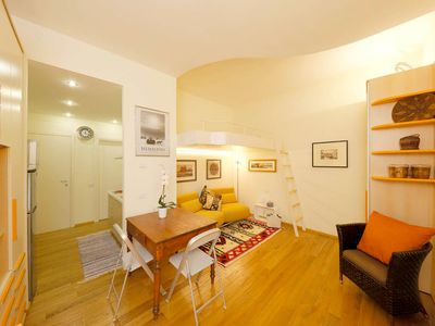Photo for Comfortable and elegant studio a stone's throw from the center of Siena