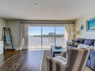 Photo for Relaxing, Updated, Beautiful, Waterfront Condo