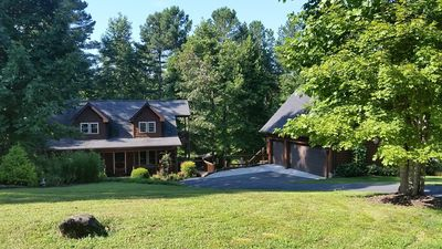 Photo for New Listing! Efficiancy suite near lake lure and mill spring. NC. Approx 16 mile