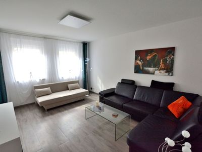 Photo for Elegant apartment with fast connection to fair