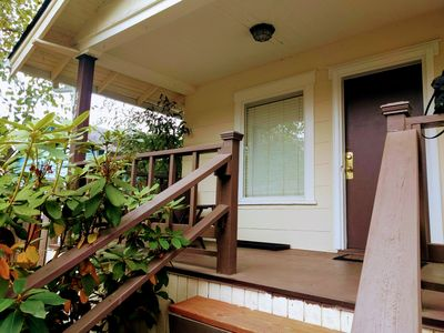 Photo for Clean Quiet Private Rental in Sweet Spot of West Seattle