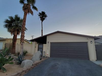 Photo for Beautiful Designer Desert Mid Century Oasis with pool. Walk to Trails. Good Vibes.