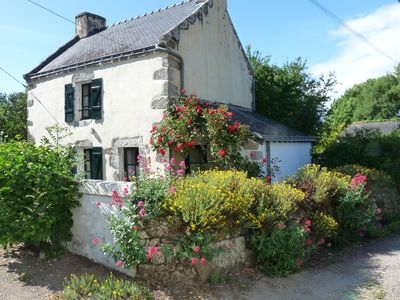 Photo for Fisherman's house in South Brittany Belz