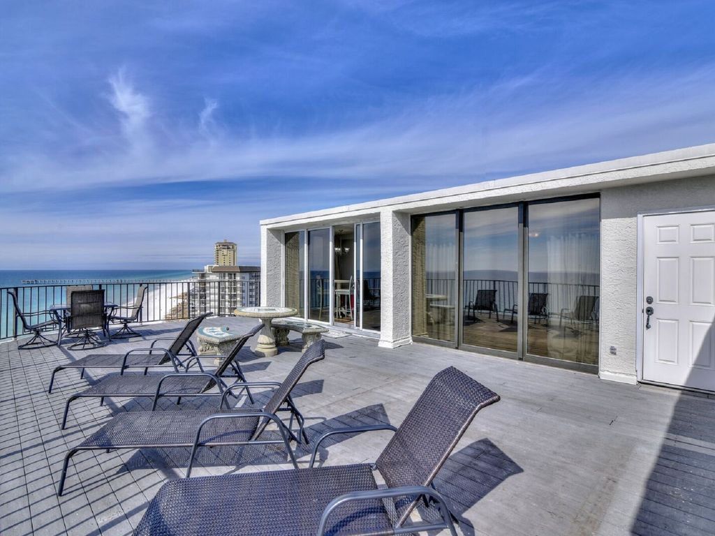 4 Bedroom Penthouse Edgewater Beach And Go Vrbo