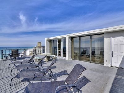 Photo for 4 Bedroom Penthouse, Edgewater Beach and Golf Resort, Beautifully Furnished