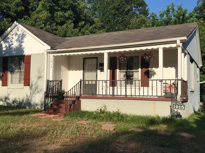 Photo for Newly remodeled 1930s house in lovely neighborhood, convenient to everything