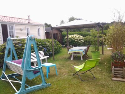 Photo for Trégastel Mobile Home close to the sea