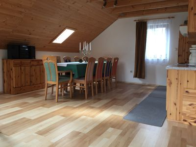 Photo for Relaxation in the countryside. Free apartment for 2-3 people in Knüllwald