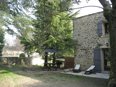 Photo for 1BR Cottage Vacation Rental in Crestet, Provence-Alpes-Côte-D'Azur