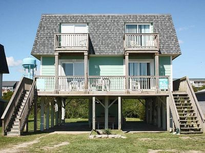 Photo for Family Vacation with great Ocean Views, 3 Br's / 2 Baths - No Touch Check-in!